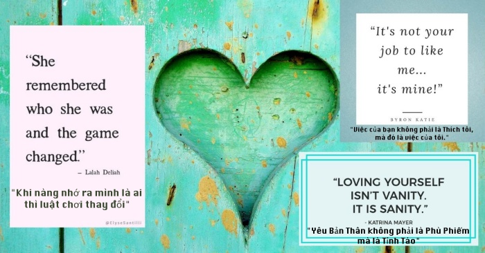 [Love]: Yêu Bản Thân  1