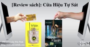 [Review Sách]: Cửa Hiệu Tự Sát