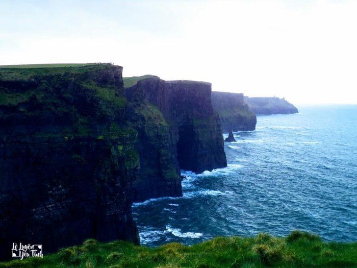 Ireland-Cliffs Of Moher: Vẻ Đẹp Khoáng Đạt Không Thể Bỏ Lỡ