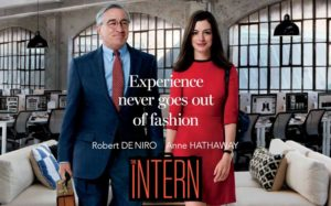 Read more about the article [Review Phim] Bố Già Học Việc -The Intern (2015)