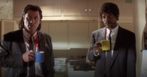 Read more about the article [Review Phim] Chuyện Tào Lao-Pulp Fiction 3 (1994)